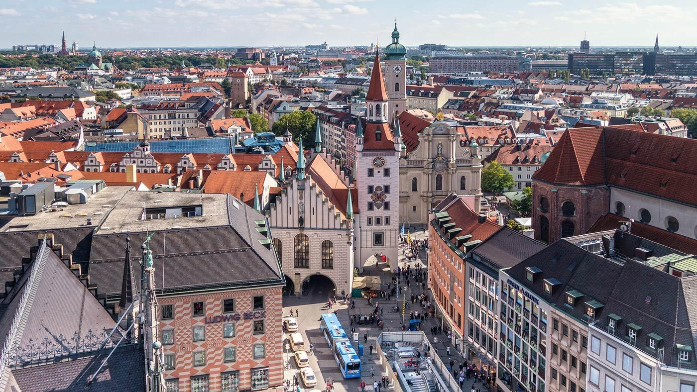 Dachdeckerei München